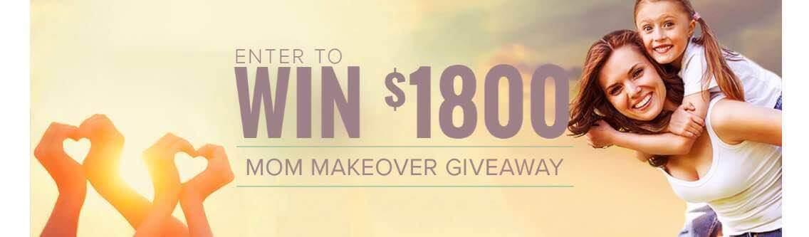 1800 Mom Makeover Giveaway National Laser Institute