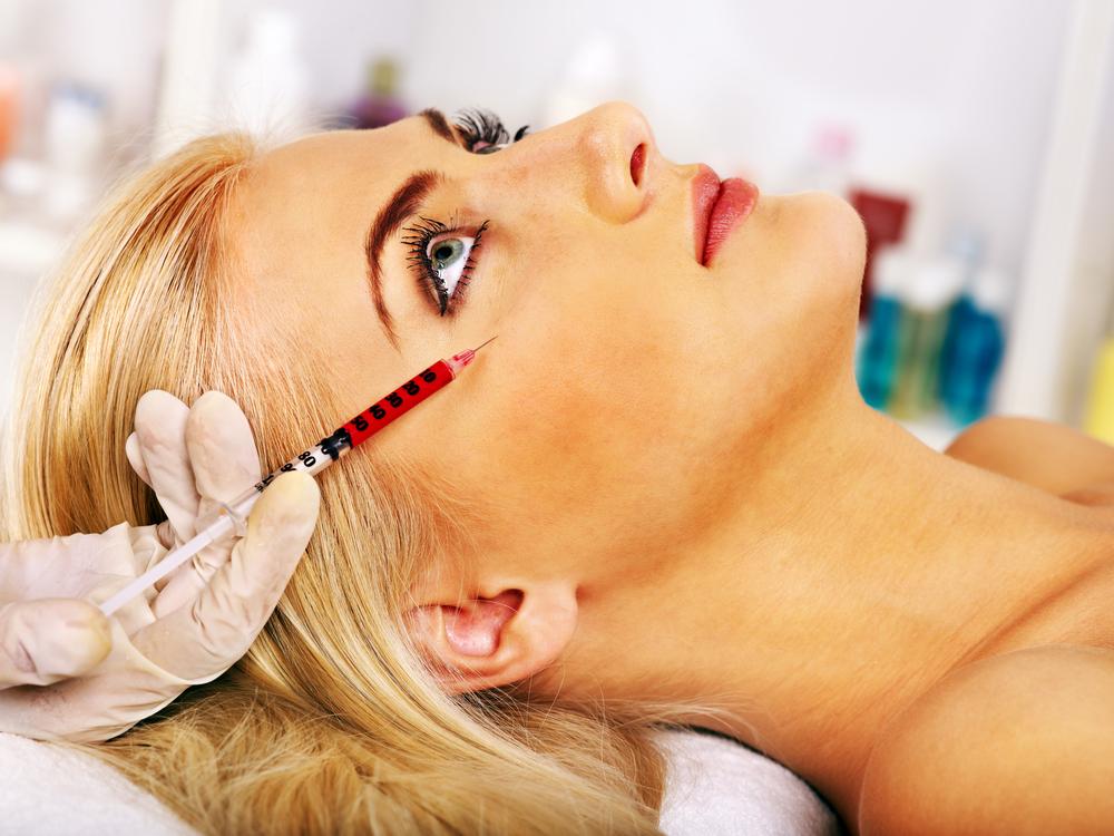 Dallas locals get Botox