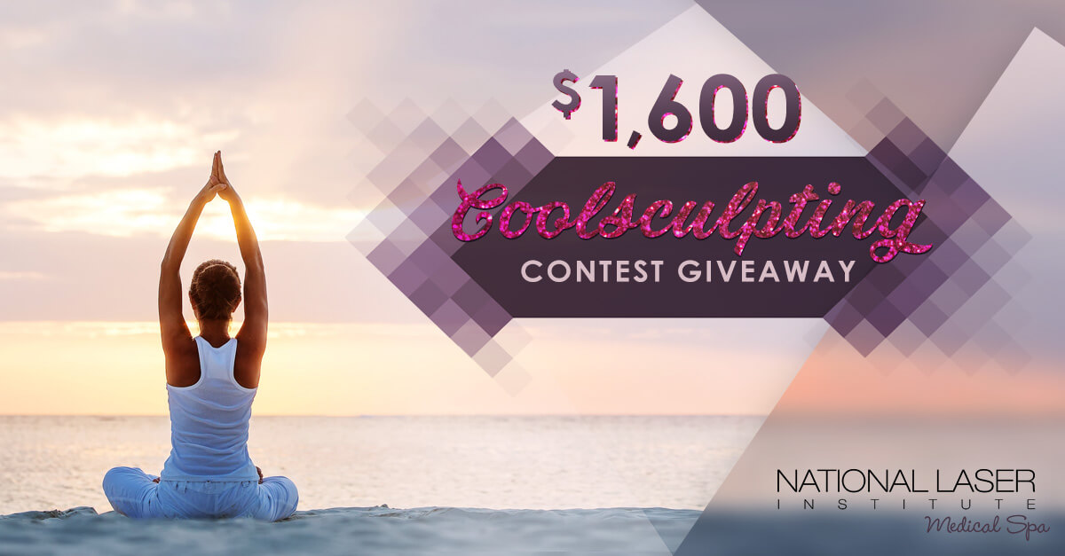 Coolsculpting Giveaway Contest National Laser Institute