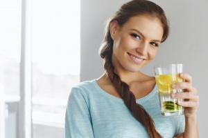 Lemon Water For Beautiful Skin