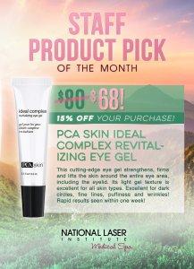 PCA Eye Gel