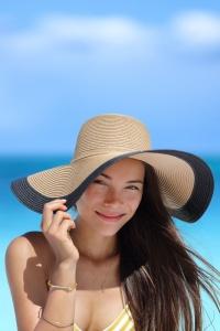 Sun Tanning Risk