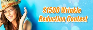 $1500 Wrinkle Reduction Contest