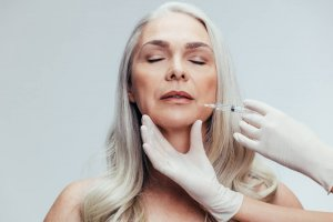 restylane silk cosmetic injections