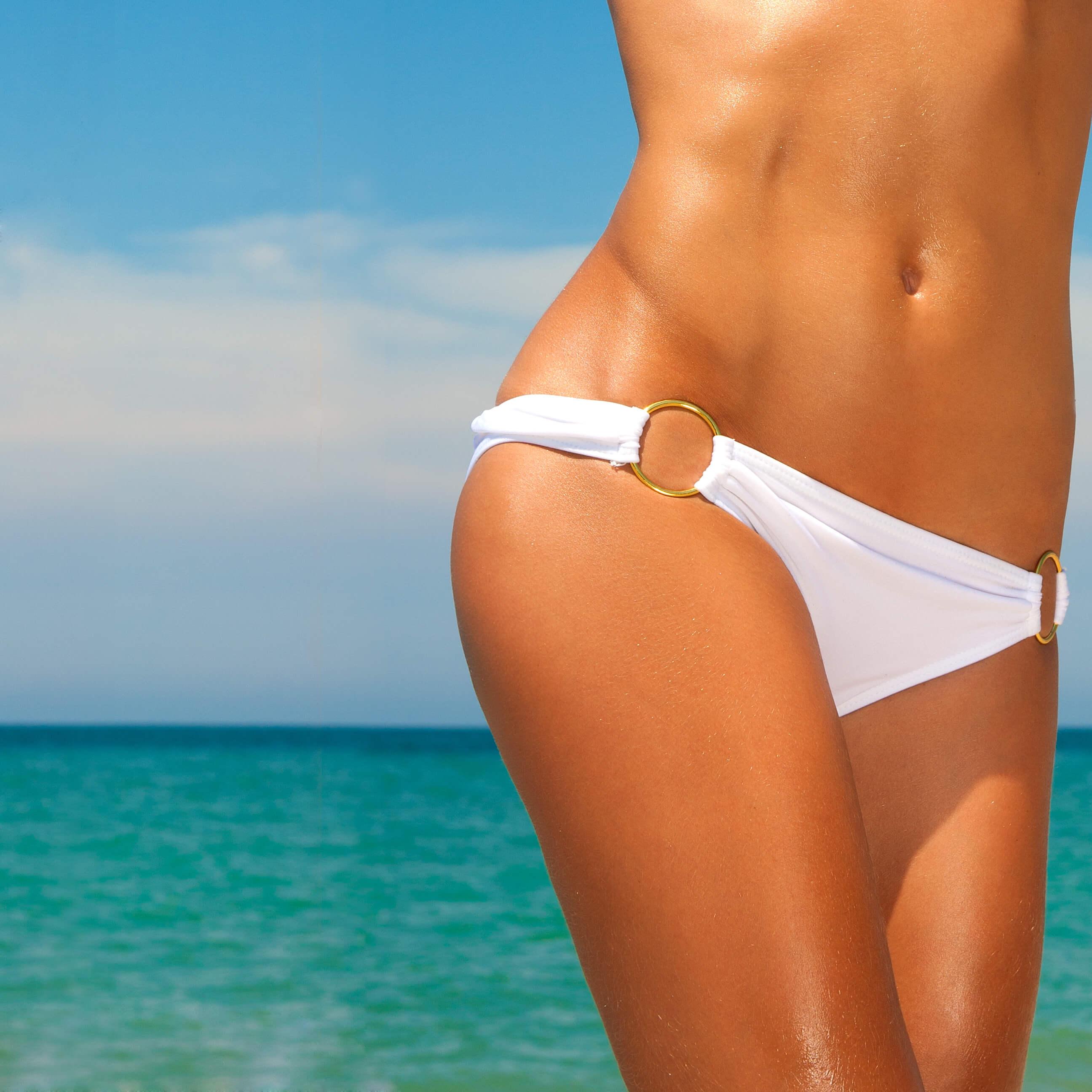 Quantashape Skin Tightening: Rock Bottom Ain't So Bad!