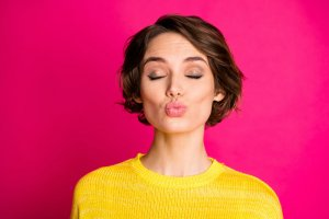 lip injections Botox